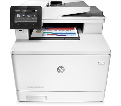 HP Color LaserJet Pro MFP M377dw/ A4/ 24ppm/ print+scan+copy/ ADF/ ePrint/ USB/ LAN/ Wifi/ LCD touch panel