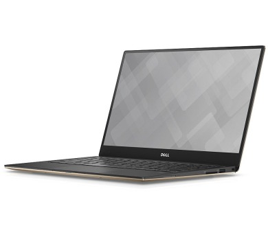 "DELL XPS 13 / i5-7200U/ 8GB/ 256GB SSD/ 13.3"" FHD/ W10/ zlatý/ 2YNBD on-site"