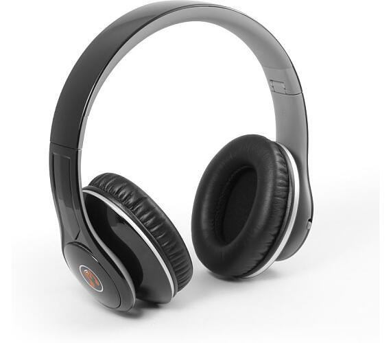 Technaxx Bluetooth uzavřená sluchátka MP3 + FM + Handsfree + DOPRAVA ZDARMA