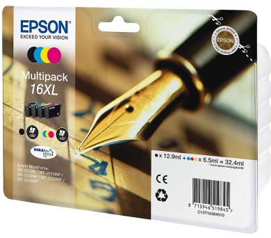 Epson 16XL Series 'Pen and Crossword' multipack + DOPRAVA ZDARMA