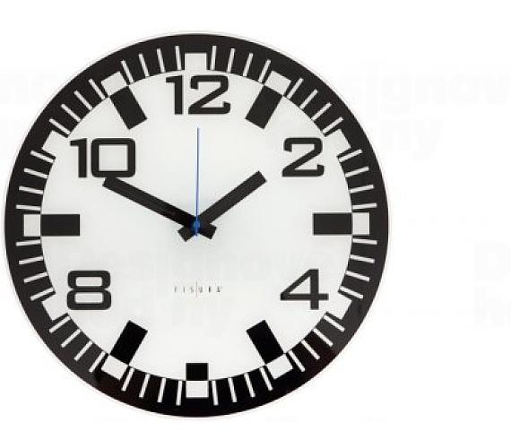Fisura nástěnné hodiny Zurich 40cm + DOPRAVA ZDARMA