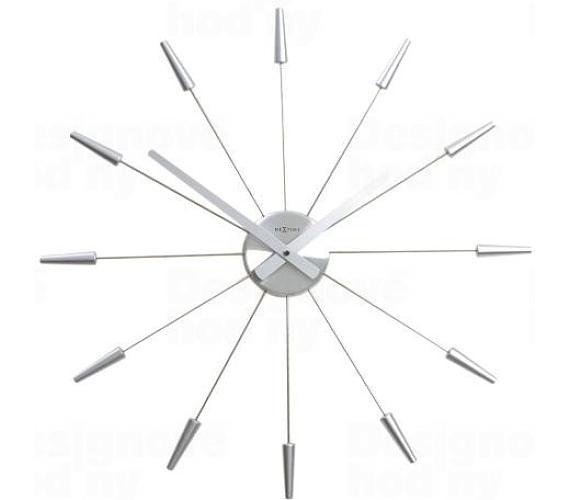 Nextime Plug Inn stříbrné 60cm + DOPRAVA ZDARMA