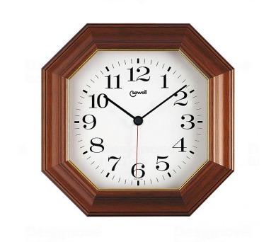 Designové nástěnné hodiny Lowell 01815 Clocks 28cm + DOPRAVA ZDARMA
