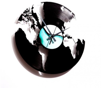 Discoclock 014 World 30cm + DOPRAVA ZDARMA