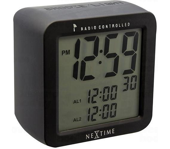 Nextime Square Alarm 10cm