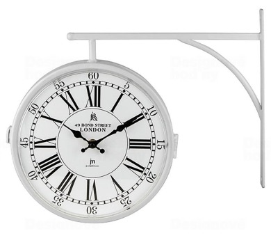 Oboustranné nástěnné hodiny 14755 Lowell 24cm + DOPRAVA ZDARMA