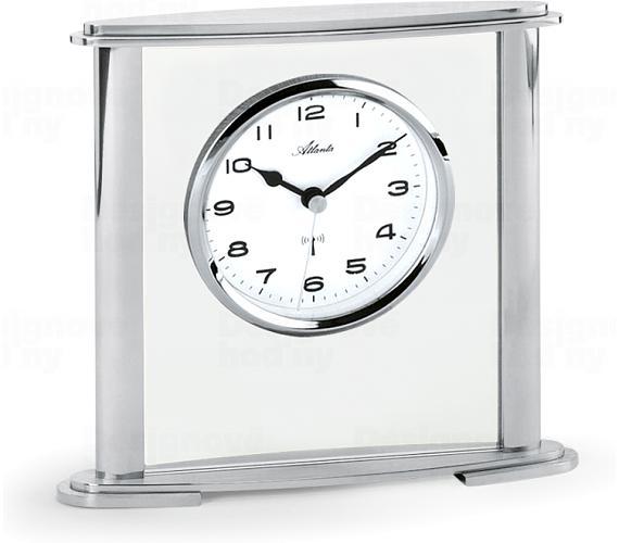 Designové stolní hodiny AT3092-19 řízené signálem DCF + DOPRAVA ZDARMA