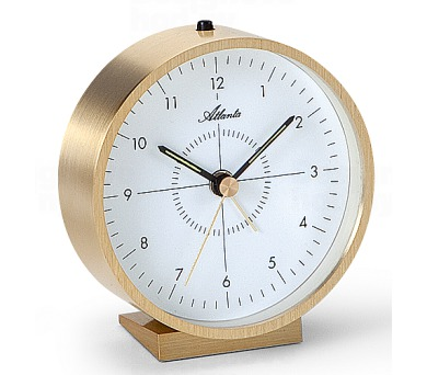 Designové stolní hodiny-budík AT3098-9 + DOPRAVA ZDARMA
