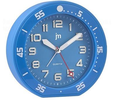 Designové stolní hodiny-budík JA6015A Lowell 13cm + DOPRAVA ZDARMA
