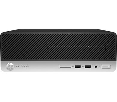 HP ProDesk 400 G4 SFF i3-7100/4GB/128SSD/DVD/1NBD/W10P + DOPRAVA ZDARMA