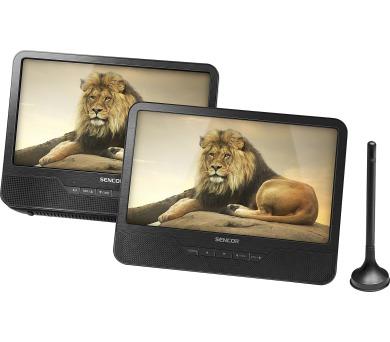 SPV 7972TD 23cm DVD+DVB-T Sencor