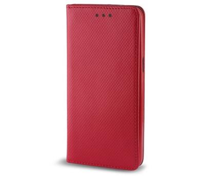 Smart Magnet pouzdro Samsung J3 2016 (J320) Red + DOPRAVA ZDARMA