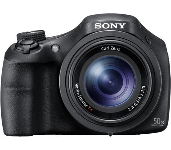 Sony DSC-HX350 černá,20,4Mpix,50xOZ (DSCHX350B.CE3) + DOPRAVA ZDARMA