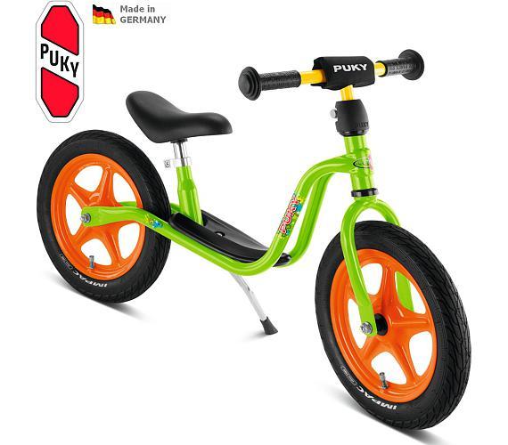 PUKY Learner Bike Standard LR 1L kiwi / orange + DOPRAVA ZDARMA