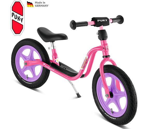 PUKY Learner Bike Standard LR 1L růžová / fialová + DOPRAVA ZDARMA
