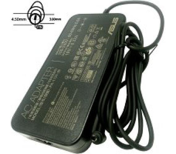 Asus orig. adaptér 120W19V 3P(4.5PHI) + DOPRAVA ZDARMA