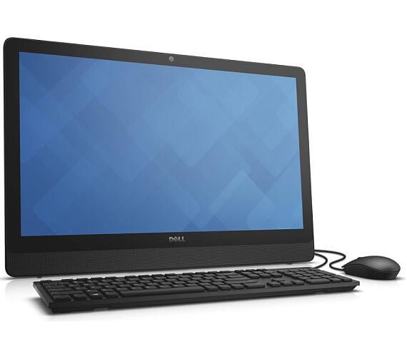 "Dell Inspiron 3464 AIO 24"" FHD i5-7200U/8G/1TB/DVD/HDMI/W10/2RNBD/Černý"
