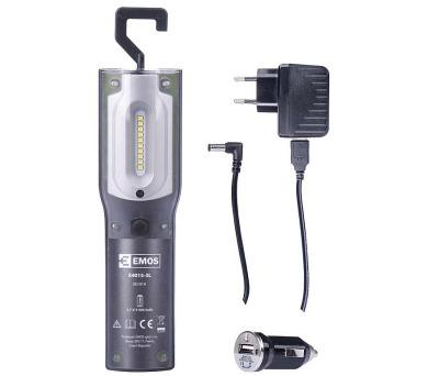 Nabíjecí svítilna LED P4522 + DOPRAVA ZDARMA