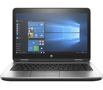 "HP ProBook 640 G3 14"" FHD i5-7200U/8GB/256SSD/DVD/VGA/DP/RJ45/WIFI/BT/MCR/FPR/1RServis/W10P + DOPRAVA ZDARMA"