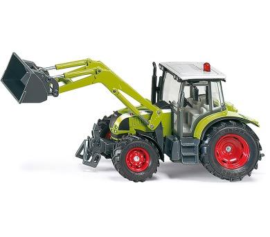 SIKU Farmer - Traktor Claas s čelním nakladačem + DOPRAVA ZDARMA