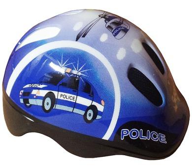 ACRA CSH062 vel. M cyklistická dětská helma velikost M (52/56 cm) 2017