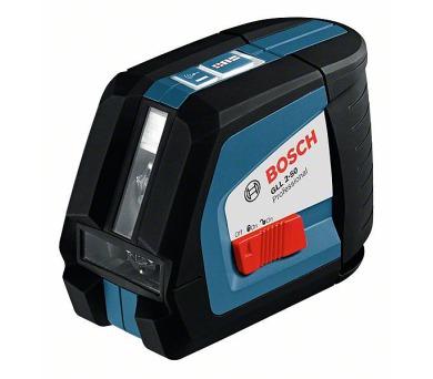 Bosch GLL 2-50 + L-BOXX + DOPRAVA ZDARMA