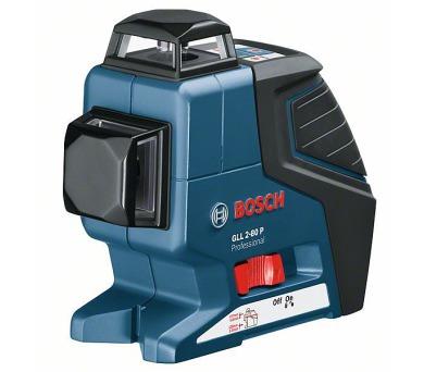 Bosch GLL 2-80 P + staveb. stativ Professional + DOPRAVA ZDARMA
