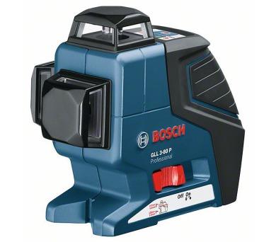 Bosch GLL 3-80 P + stavební stativ Professional + DOPRAVA ZDARMA