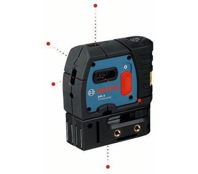 Bosch GPL 5 Professional + DOPRAVA ZDARMA