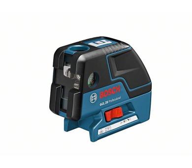 Bosch GCL 25 + stavební stativ BS 150 Professional + DOPRAVA ZDARMA