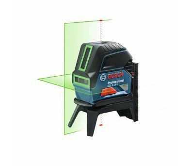 Bosch GCL2-15G + univerzální držák Professional