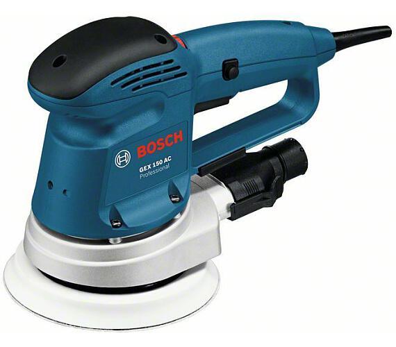Bosch GEX 150 AC Professional + DOPRAVA ZDARMA