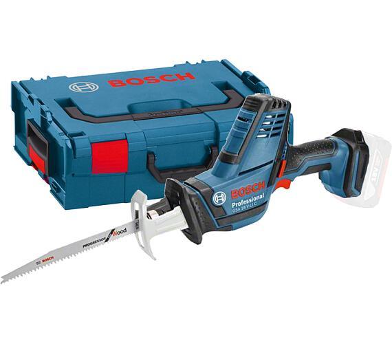 Bosch GSA 18 V-LI C Professional - bez baterie + DOPRAVA ZDARMA