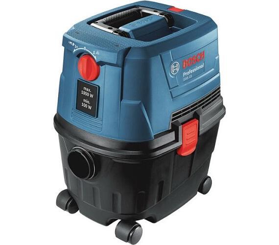 Bosch GAS 15 Professional + DOPRAVA ZDARMA