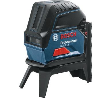 Bosch GCL 2-15 + RM 1 Professional + stavební stativ BT 150 Prof.