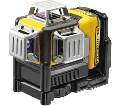 DeWALT DCE089D1G Aku křížový laser 360° 10,8 V 2,0Ah + DOPRAVA ZDARMA
