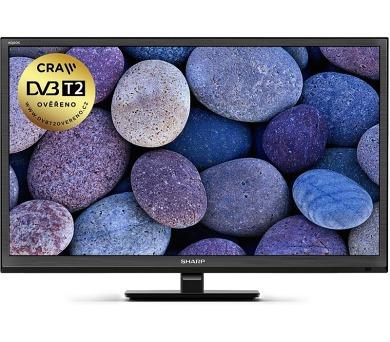 LC 24CHF4012 FHD 100Hz DVB-T2 H265 Sharp