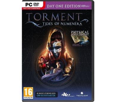 PC CD - Torment: Tides of Numenera