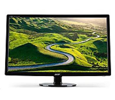 """ACER LCD S241HLCbid 61cm (24"""") TN LED Curved 16:9 + DOPRAVA ZDARMA"""
