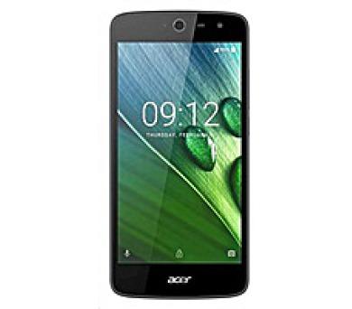 "ACER Smartphone Liquid ZEST LTE-Dual SIM,5"" IPS 1280x720,MT6735P@1GHz,16GB ROM,2GB RAM,BT,Android 6.0,černý"