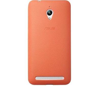 ASUS ochranné púzdro BUMPER CASE pre ZenFone 2 (ZC500TG) oranzove