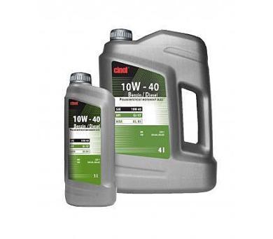 Cinol 10W-40 Benzin/Diesel - 4L