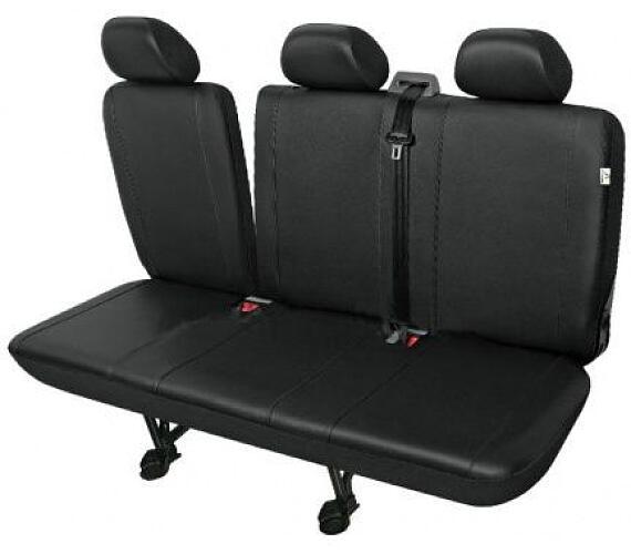 Autopotahy PRACTICAL DV dodávka - 3 sedadla rozdělená