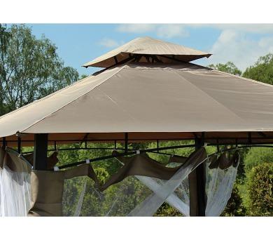 Náhradní plachta pro zahradní altán Monte + DOPRAVA ZDARMA