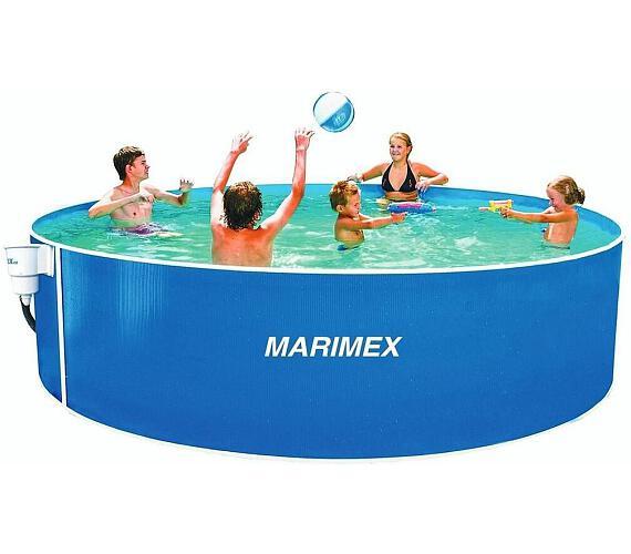 Marimex bazén Orlando 3,66 x 0,91m + skimmer Olympic (bez hadic a schůdků) (10340197)