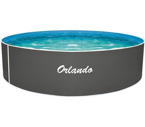 Bazén Orlando 3,66 x 1,07 - tělo bazénu + fólie + DOPRAVA ZDARMA