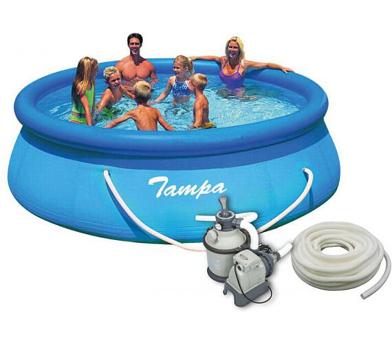 Bazén Tampa 3,66x0,91 m + Písková Filtrace Sand 4 + hadice SET + DOPRAVA ZDARMA