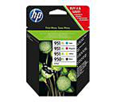 HP Kombinované balenie atramentových kaziet HP 950XL/951XL Officejet + DOPRAVA ZDARMA