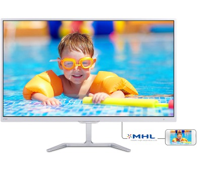 Philips 276E7QDSW - FHD,PLS,HDMI,MHL,bílý (276E7QDSW/00) + DOPRAVA ZDARMA