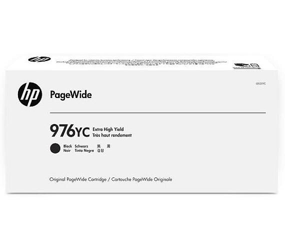 HP 976YC - černý Contract Toner + DOPRAVA ZDARMA